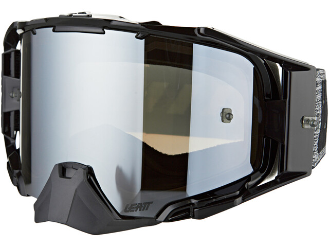 Leatt Velocity 6.5 Anti Fog Mirror Goggles black/grey